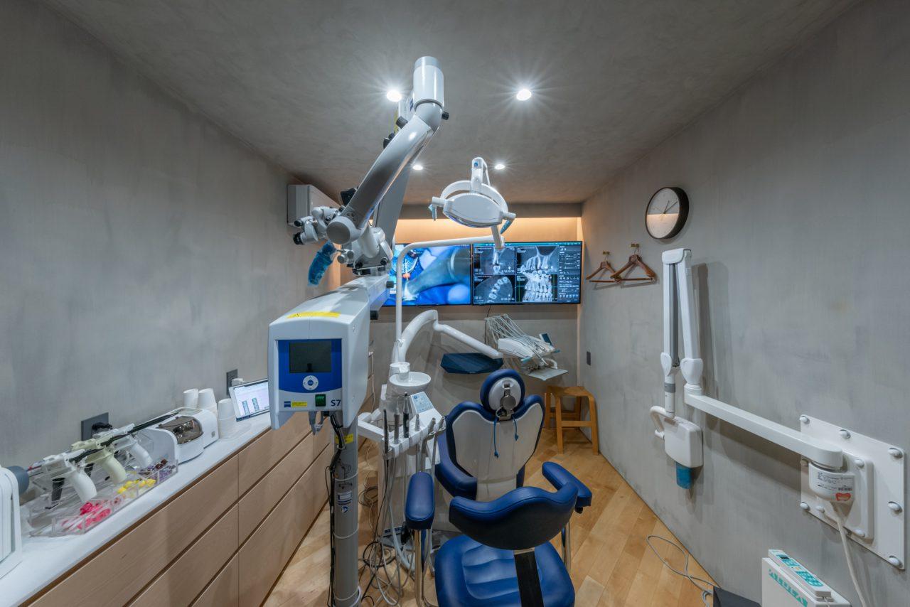 完全個室 治療室 1