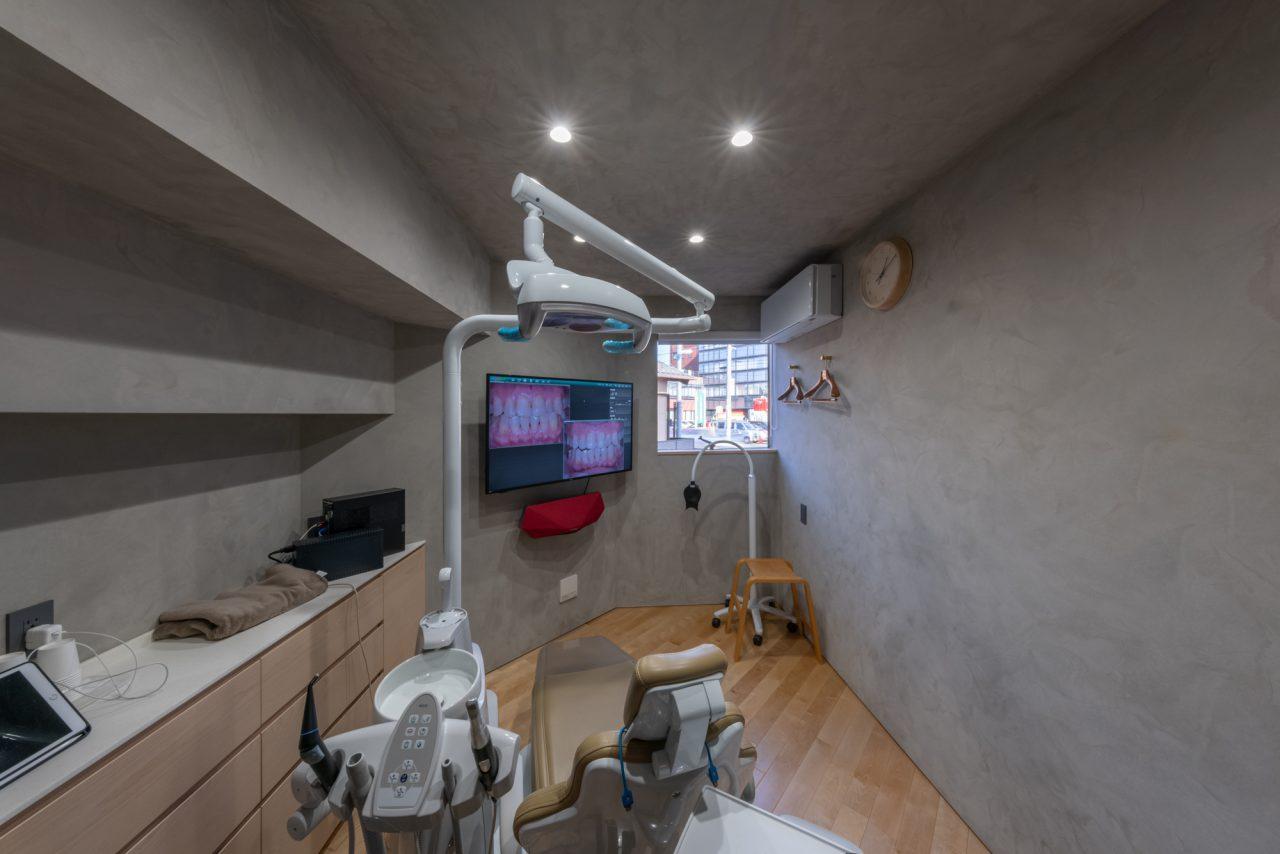 完全個室 メインテナンス室 3