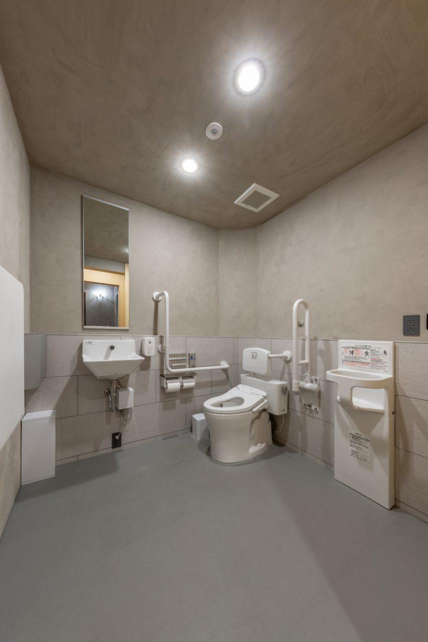 あかなべ歯科 トイレ